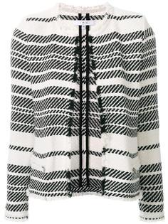 приталенный пиджак без воротника Iro