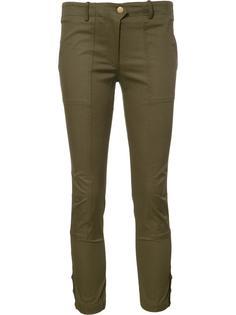 укороченные брюки Veronica Beard