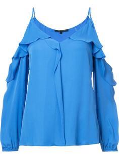 блузка с вырезами на плечах Kobi Halperin