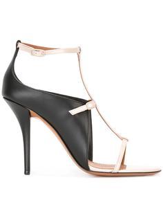 босоножки с тонкими ремешками Givenchy