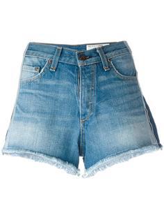 шорты с отделкой по бокам Rag & Bone /Jean