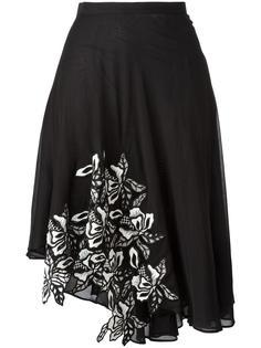 асимметричная юбка  Nº21