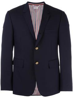 пиджак на двух пуговицах Thom Browne