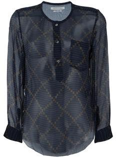 шифоновая блузка Boden Isabel Marant Étoile