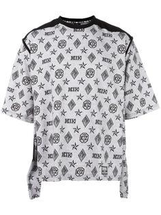 футболка с монограммой KTZ