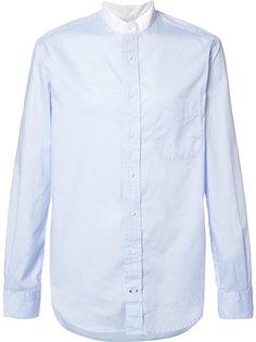 рубашка с воротником на пуговицах Gitman Vintage