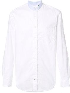 рубашка с воротником-стойкой Gitman Vintage