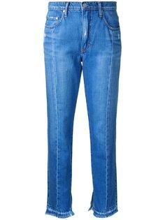 двухцветные джинсы Issy Nobody Denim