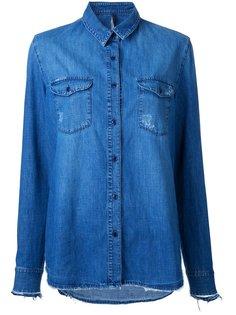рубашка Old Fav Shirt Collector Nobody Denim