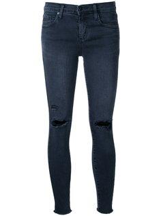 джинсы кроя скинни Geo Nobody Denim