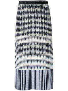 трикотажная юбка-карандаш Proenza Schouler