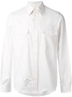 рубашка Replica Maison Margiela