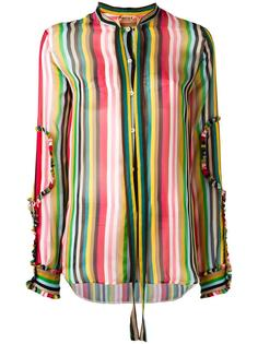 полосата рубашка  Nº21