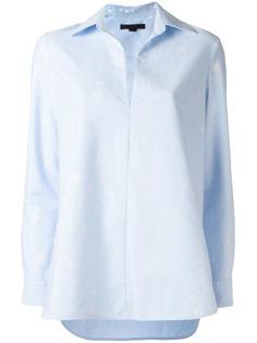 блузка с принтом брызг краски Alexander Wang