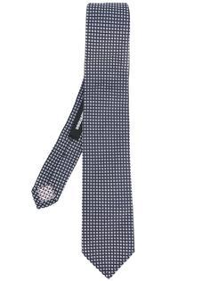 галстук с цветочным принтом  Dsquared2