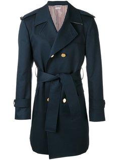 пальто-тренч  Thom Browne