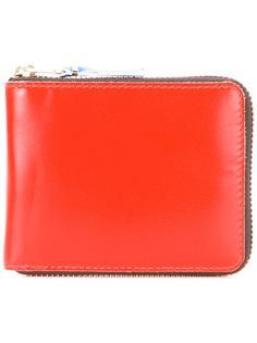 кошелек дизайна колор-блок Comme Des Garçons Wallet