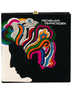клатч-книга Milton Glaser Olympia Le-Tan
