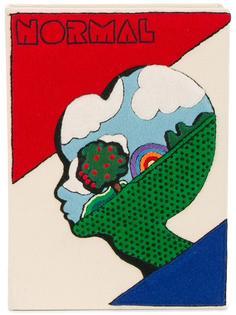 вышитый клатч-книга Normal Alien Olympia Le-Tan