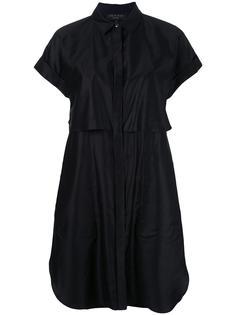 многослойное платье-рубашка Rag & Bone