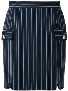 полосатая юбка  Pierre Balmain