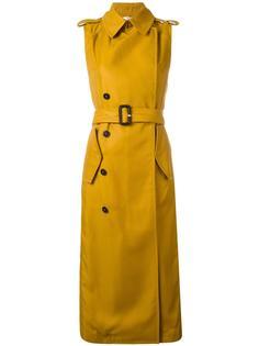 пальто-тренч без рукавов Victoria Beckham