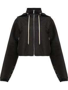 куртка со съемным капюшоном Rick Owens