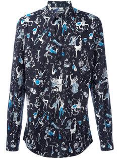 футболка с музыкантами Dolce & Gabbana