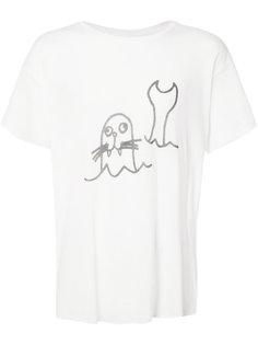 футболка с графическим принтом  The Elder Statesman