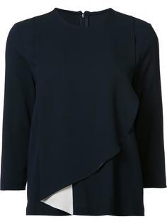 многослойная блузка Maison Margiela