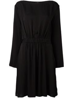 платье с эластичным поясом Theory