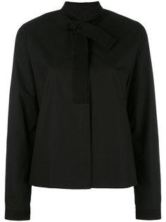 рубашка с завязками на бант Mm6 Maison Margiela