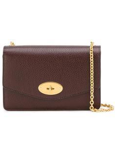 сумка через плечо на цепочной лямке Mulberry