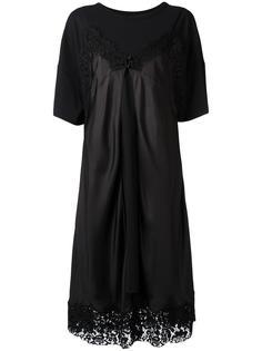 многослойное платье  Maison Margiela