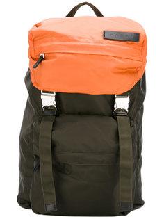 рюкзак с пряжками Marni