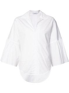 блузка с расклешенными рукавами Tome