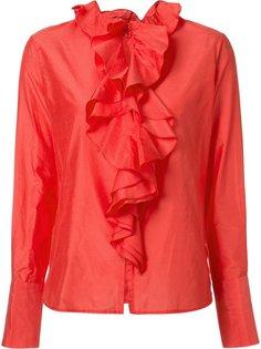 блузка с рюшами Tome