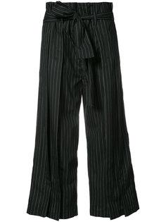 укороченные широкие брюки Tome