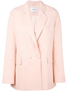пиджак мешковатого кроя Carven