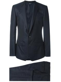 костюм с узором Dolce & Gabbana