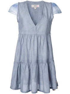 платье с V-образным вырезом Lemlem