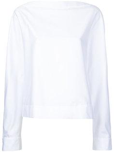 рубашка из поплина Dion Lee