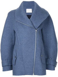 пальто на молнии Dion Lee