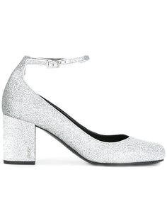 туфли с ремешком на щиколотке Babies 90  Saint Laurent
