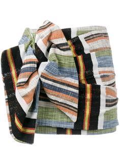 мини юбка с элементом узла Nº21