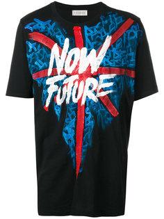 футболка Now Future Faith Connexion