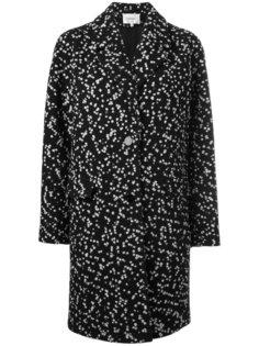 твидовое пальто Carven