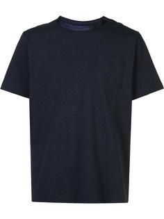 классическая футболка Sacai