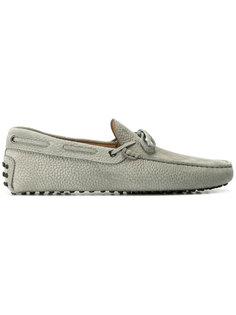 классические палубные туфли Tods Tod`S
