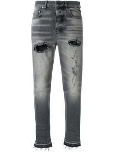 джинсы в стиле бойфренд Golden Goose Deluxe Brand